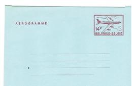 AEROGRAMME -14F - Stamped Stationery