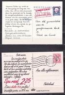 1983-1984 Fantasie Poststukken NL En Belgie Voor Reclamedoeleinden - Fantasie Vignetten