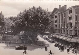 Cpsm Dentelée Annecy - Le Canal De Vassé Et Le Quai E Chapuis - Annecy
