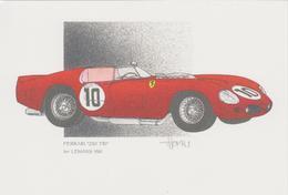 24 Heures Du MANS 1961 1er FERRARI 250 TRI De J.THOMAS - Le Mans