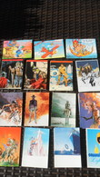 LOT  N° 360  / LOT DE 29 CPSM DIFFERENTES   10 X 15 THEME ILLUSTRATEURS     NEUVES - Postcards