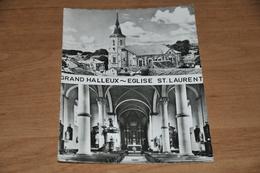 4343- Grand Halleux, Eglise St. Laurent - Vielsalm
