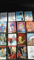 LOT  N° 370  / LOT DE 32 CPSM DIFFERENTES   10 X 15 THEME ILLUSTRATEURS     NEUVES - Postcards