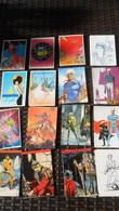 LOT  N° 374  / LOT DE 32 CPSM DIFFERENTES   10 X 15 THEME ILLUSTRATEURS     NEUVES - Postcards