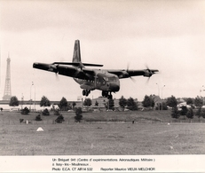 Aviation - Avion Bréguet 941 à Issy-les-Moulineaux - Aviation