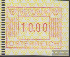 Austria ATM1, 10.00 Nominal Unmounted Mint / Never Hinged 1983 Variable Value Stamp - 1981-90 Ungebraucht