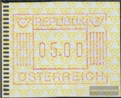 Austria ATM1 5.00 Nominal Unmounted Mint / Never Hinged 1983 Variable Value Stamp - 1981-90 Ungebraucht