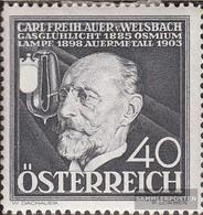 Österreich 635 Gefälligkeitsentwertung Gestempelt 1936 Österreichische Erfinder - 1918-1945 1ère République