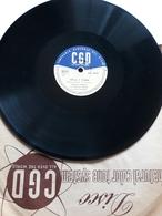 CGD  -  1952.  Serie  PV  Nr. 2171. Johnny  Dorelli - 78 Rpm - Gramophone Records