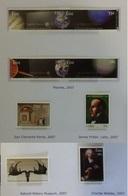 Irlande N° 1770 à 1773 + 1802 à 1804 + 1808 Neufs Sans Charnière 2007 - Oblitérés