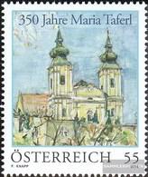 Österreich 2867 (completa.Problema.) MNH 2010 Comunità Assunzione Taferl - 1945-.... 2a Repubblica