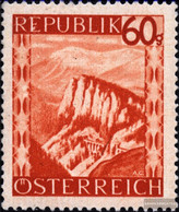 Austria 846 Unmounted Mint / Never Hinged 1947 Landscapes - 1945-60 Unused Stamps