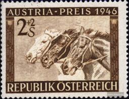 Austria 789 Unmounted Mint / Never Hinged 1946 Austria Price - 1945-60 Unused Stamps