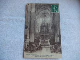 62 CPA - AUCH- CATHEDRALE SAINTE MARIE - LE MAITRE AUTEL D'AVANT CHOEUR - ORGUE - OREL - ORGAN - 1912 - R15597 - Auch