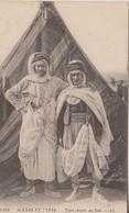 SCENES ET TYPES TYPES ARABES DU SUD - Algeria