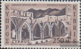 Cyprus 212 Unmounted Mint / Never Hinged 1962 Tourism - Nuovi