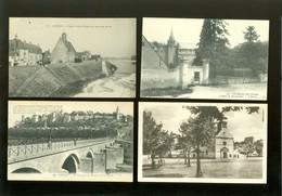 Lot De 59 Cartes Postales De France Indre - Et - Loire    Lot Van 59 Postkaarten Van Frankrijk ( 37 ) - 59 Scans - Cartes Postales