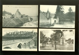 Lot De 59 Cartes Postales De France Indre - Et - Loire    Lot Van 59 Postkaarten Van Frankrijk ( 37 ) - 59 Scans - Postcards