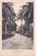 Carte 1920 ROUTE AUX ILES GILBERT - Postcards
