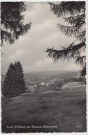 Pack (1125m) Mit Stausee, Steiermark, Austria, 1961 Used Real Photo Postcard [21881] - Pack
