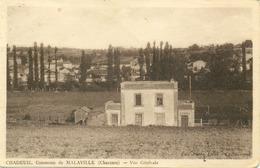 Chadeuil-  ( Train) La Station De Chadeuil Se Trouve Sur La Commune De Malaville  -( Inaugurée En 1873 )(vue Générale - Autres Communes