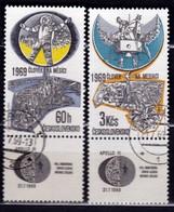 Czechoslovakia 1969 Mi 1888-1889 CTO - Tschechoslowakei/CSSR