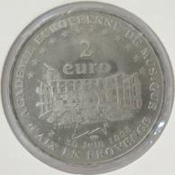 0293 - 2 EURO - AIX EN PROVENCE - 1998 - Euros Of The Cities