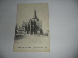 Heist-op-den-berg:heyst Op Den Berg Kerk -achterkant - Heist-op-den-Berg