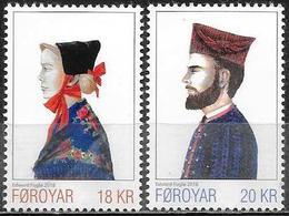 Faroer/Faroe/Féroé: Costumi Locali, Coutumes Locales, Local Customs - Costumi