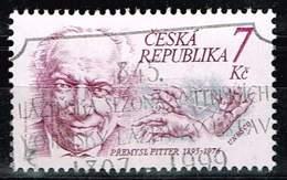 Tschechien 1995, Michel# 66 O Přemysl Pitter - Czech Republic