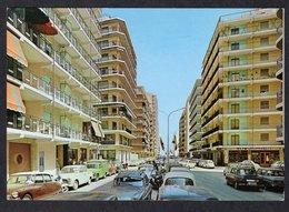 CULLERA (VALENCIA) - CITROEN DS - PEUGEOT 403 - RENAULT R10 - Espagne