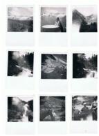Lot De 15 Photos ( +/- 6 X 6 Cm) Cauterets, Gavarnie, Pont D'Espagne, Luchon,Bagnères, Lac De Gaube,... .en 1951 (b230) - Plaatsen