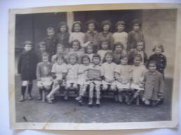 34 Saint Thibery Herault Photo De Classe 1941 - Photographs