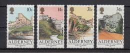 Alderney Nuovi: 1986 Annata Completa - Alderney