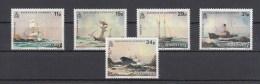 Alderney Nuovi: 1987 Annata Completa - Alderney