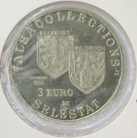 0309 - 3 EURO - SELESTAT - 1996 - Euros Of The Cities