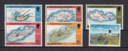 Alderney Nuovi: 1989 Annata Completa - Alderney