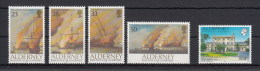 Alderney Nuovi: 1992 Annata Completa - Alderney