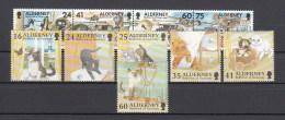 Alderney Nuovi: 1996 Annata Completa - Alderney