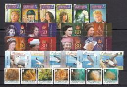 Alderney Nuovi: 2006 Annata Completa - Alderney