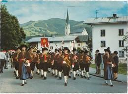 Kirchberg, Tirol, Austria, Dorfmusik, 1981 Used Postcard [21891] - Kirchberg