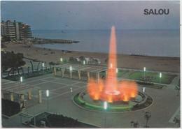 SALOU, Spain, 1981 Used Postcard [21892] - Tarragona