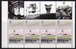 Isle Of Man 1996 Lighthouses 20p Booklet Pane, MNH, Ref. 46 - Lighthouses