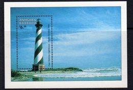 Antigua & Barbuda 1998 Lighthouses MS, MNH, SG 2620, Ref. 51 - Lighthouses