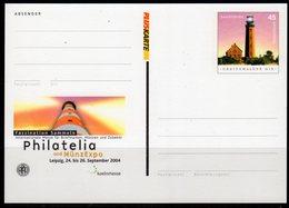 Germany 2004 Griefswalder Lighthouse Stationery Card, MNH, Ref. 54 - Lighthouses