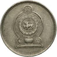 Monnaie, Sri Lanka, 25 Cents, 1982, TTB, Copper-nickel, KM:141.2 - Sri Lanka
