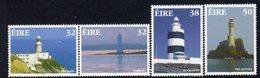 Ireland 1997 Lighthouses Set Of 4, MNH, SG 1136/9, Ref. 56 - Lighthouses