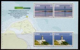 Ireland 1997 Lighthouses Tarbert Booklet Pane, MNH, SG 1136c, Ref. 58 - Lighthouses