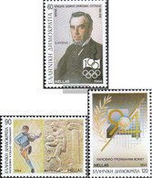 Greece 1851-1853 (complete Issue) Unmounted Mint / Never Hinged 1994 Sports - Nuovi