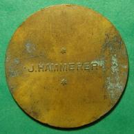 Alsace? J. Hammerer 2 Francs - Non Répertorié - Monetary / Of Necessity